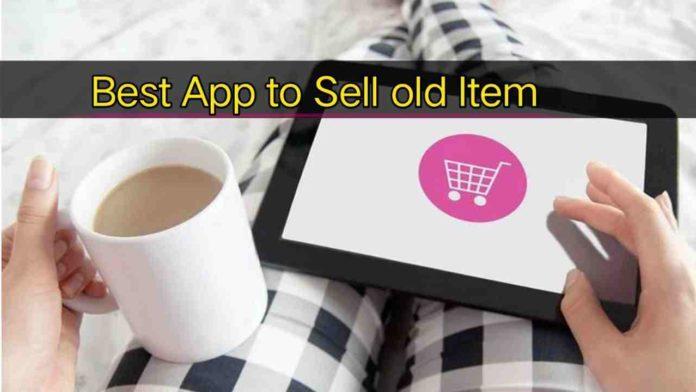 saman bechne wala app