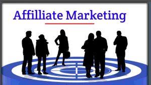 affilliate marketing